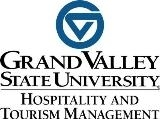 GVSU Hospitality and Tourism Management Logo
